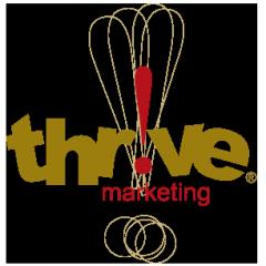 Thrive Marketing® company logo